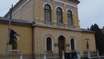 Muzeul de stiinte ale naturii Targu Mures