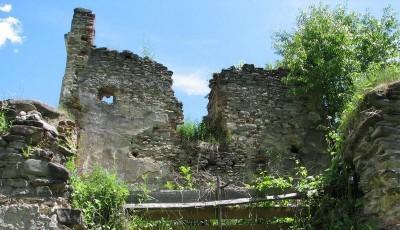 Palatul Cnejilor din Ceahlau