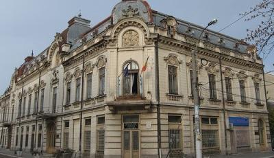 Muzeul de arheologie si etnografie Corabia
