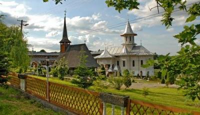 Manastirea Sfanta Treime din Bic