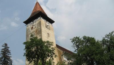 Biserica Evanghelica din Cisnadioara
