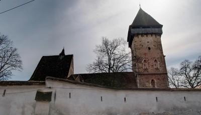Biserica Fortificata Atel