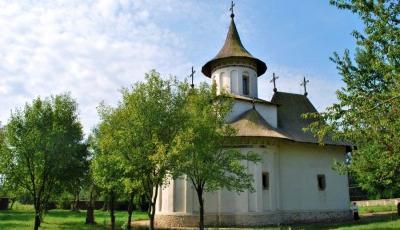 Biserica fostei Manastiri Patrauti