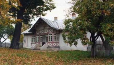 Casa memoriala Mihail Sadoveanu din Falticeni Suceava