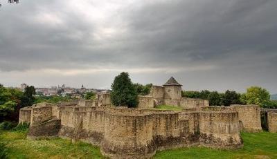 Cetatea de Scaun a Sucevei Suceava