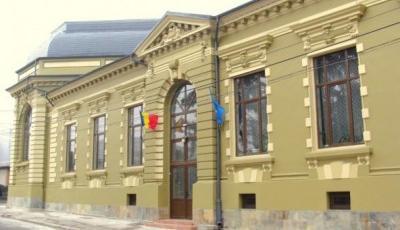 Muzeul apelor Mihai Bacescu din Falticeni Suceava