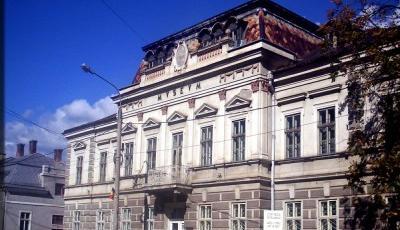Muzeul de Arta Lemnului din Campulung Moldovenesc Suceava