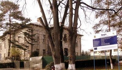 Muzeul de arta Ion Irimescu din Falticeni Suceava
