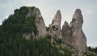 Rezervatia naturala Pietrele Doamnei Rarau Suceava