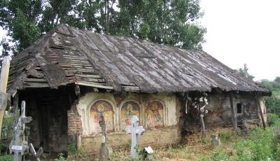 Biserica de lemn Sfanta Cuvioasa Paraschiva din Videle