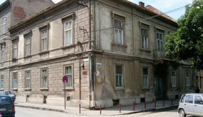Casa cu ax din Timisoara