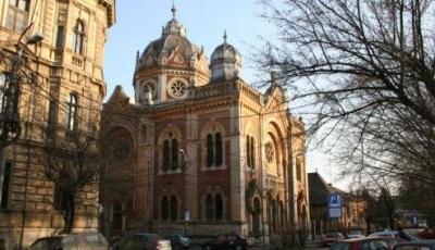 Sinagoga din Fabric