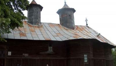 Biserica Nasterea Sfantului Ioan Botezatorul din Dumbraveni