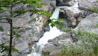 Rezervatia naturala Cascada Putnei Vrancea