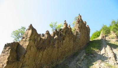Rezervatia naturala Reghiu-Scruntar Vrancea