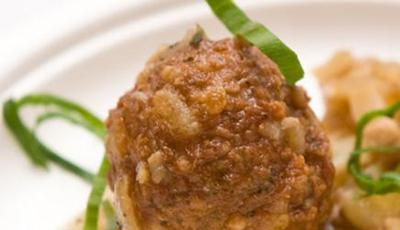 Chiftelute de burta