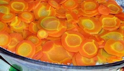 Musaca de morcovi