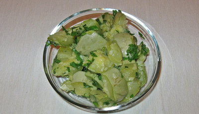 Salata de dovlecei cu tarhon