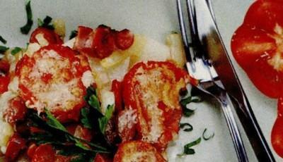 Mancare bistriteana de cartofi la cuptor