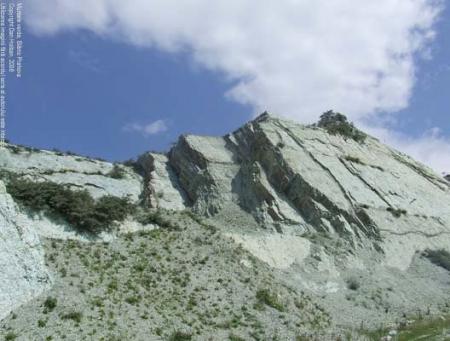 Sfinxul din Muntele Piatra Verde