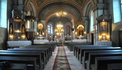 Biserica Romano-Catolica Abrud