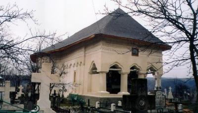 Biserica Adormirea Maicii Domnului din Casin