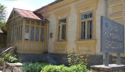 Casa memoriala George Bacovia din Bacau
