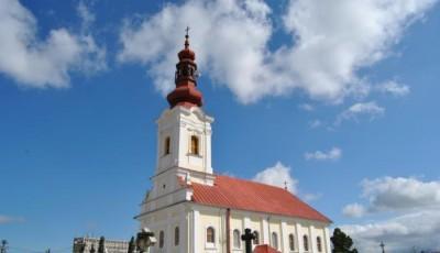 Biserica Sfantul Ioan Botezatorul din Caransebes