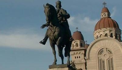 Statuia lui Avram Iancu Targu Mures