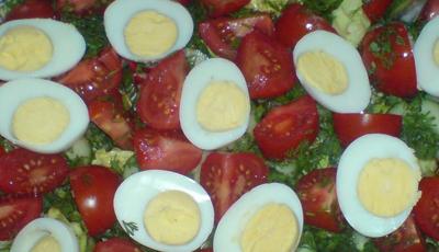 Salata ca le Nehoiu