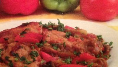 Legume de toamna cu carne de porc