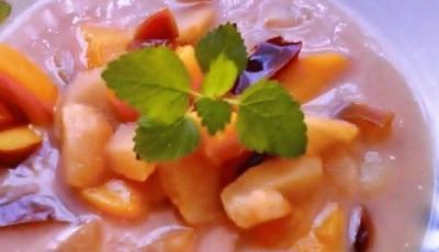 Supa de fructe